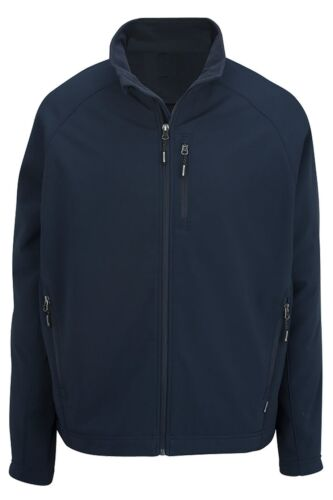 ZIP UP REPELS WATER TALL MEN/'S FEATHER LITE FLEECE LINED SOFT SHELL JACKET