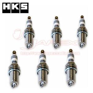 HKS-Super-Fire-M45iL-Spark-Plug-For-SAFARI-WFGY61-2002-11-onwards-TB48DE-M45iLx6