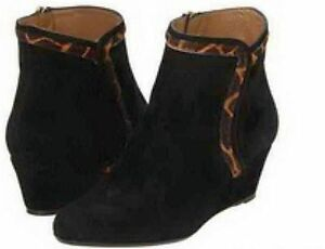 Bruno-Magli-Brown-Suede-Lillie-Bootie-Sizes-37-37-5-39-41-EU-Made-in-Italy