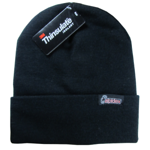 Alpidex 3m thinsulate invierno gorro gorro chulo transpirable gorro negro Sport