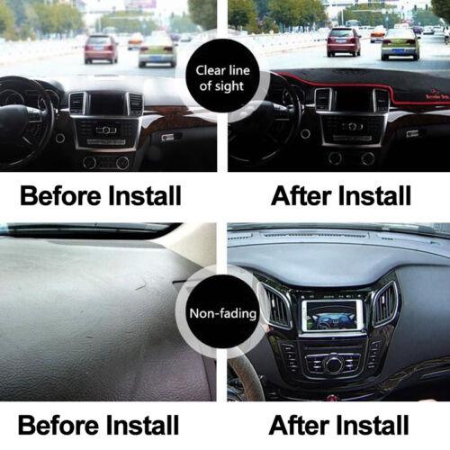 For Lexus GX470 2003-2006 2007 2008 2009 Dash Mat Dashboard Cover Pad Non-Slip