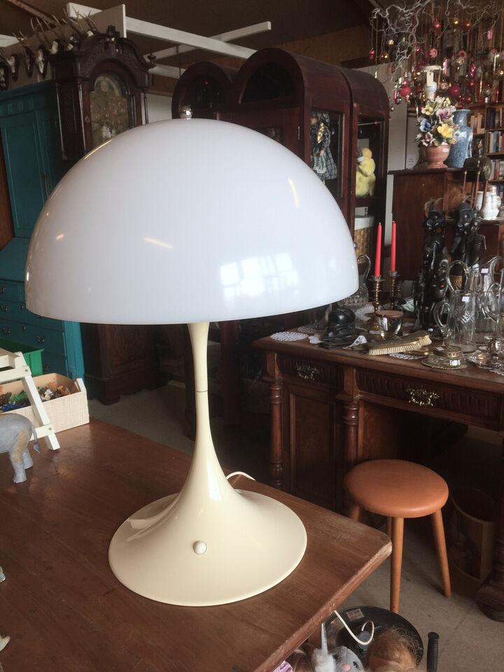 Tidlig Verner Panton Panthella bordlampe