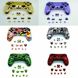 New-Playstation-4-Replacement-Controller-Shell-with-Matching-PS4-Button-Mod-Kit