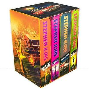 Stephen-King-Classic-4-Books-Collection-Story-Hodder-And-Stoughton-Ltd-Box-Set