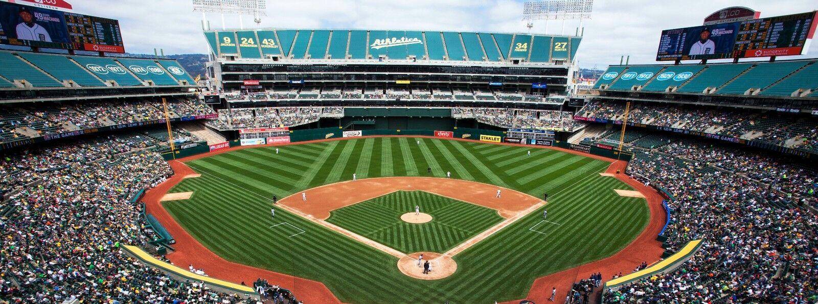 Miami Marlins at Oakland Athletics