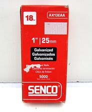 SENCO-AX13EAA 18 x 1in Brad  EG