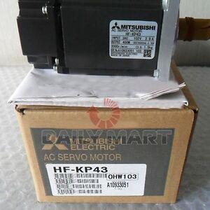 Mitsubishi-HF-KP43-HFKP43-AC-Servo-Motor-400W-Original-New-in-Box-Free-Ship