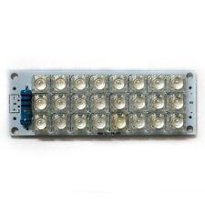 12V Light Board Green LED Panel Board 24 Piranha LED EnergySaving Panel Light