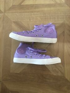 Star Chuck Taylor Trainers Shoes Size