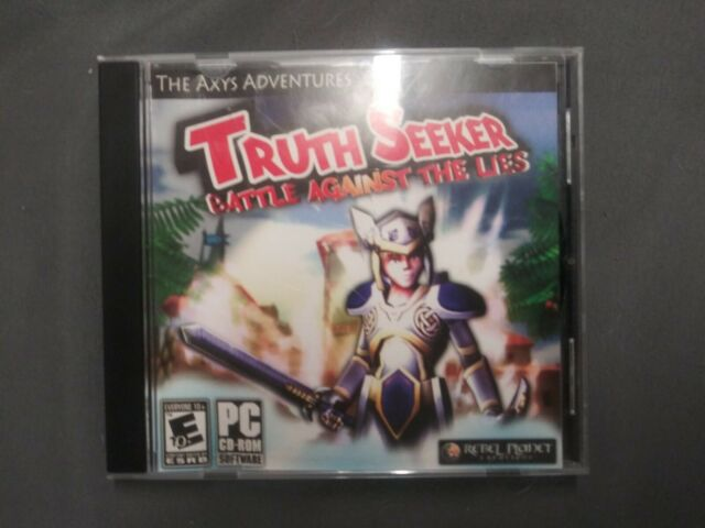 PC Truth Seeker Battle Against the Lies Game Rebel Planet Collection
