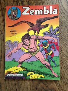 ZEMBLA-no-326-1982-mensuel-bd-ancienne-collection-lug