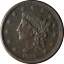1838-Large-Cent-Great-Deals-From-The-Executive-Coin-Company-BBLC3523 thumbnail 1