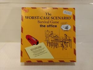 University-Games-Worst-Case-Scenario-Survival-Game-The-Office-2009-gm861