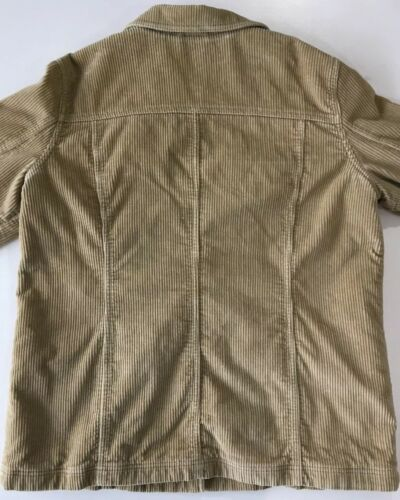 Womans Veste Bean Occasion Beige Xl Ll v00wn7Z