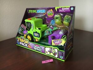 New Zombie Catcher The Trash Pack Gross Zombies 2 Exclusive