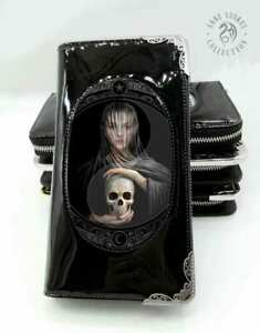 Anne-Stokes-purse-amp-wallet-combination-featuring-3D-image-of-Beyond-The-Veil