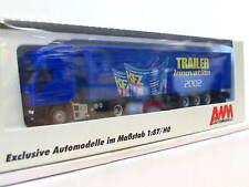 AWM Iveco Gardinenplanensattelzug Kfz-anzeiger.com  Trailer 2002 VP (N7507)