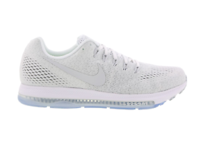 Mens NIKE ZOOM ALL OUT LOW White Running Trainers 878670 101
