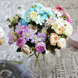 Am-1Pc-Artificial-Flower-Camellia-Chrysanthemum-Garden-DIY-Party-Wedding-Decor