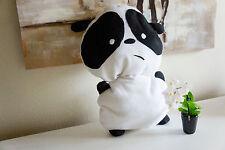 "Plush Stuffed Animal Big Cute Panda Pillow Quality Plushy Gift 15cm 25"""