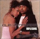 HIProcSOUL by Que & Malaika (CD, Aug-2004, Ernie Green Entertainment)