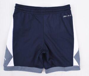 NIKE-AIR-JORDAN-Boys-039-Kids-039-Dri-Fit-Basketball-Style-Shorts-Blue-3-to-6-years