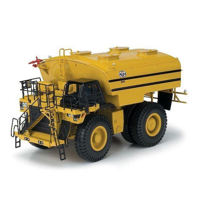 1 50 Cat Caterpillar MWT30 Camión de Minería mega tanque de agua Diecast Norscot 55276