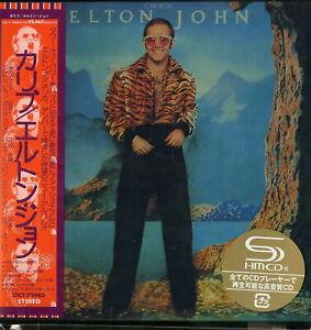 ELTON-JOHN-CARIBOU-JAPAN-MINI-LP-SHM-CD-Ltd-Ed-G00