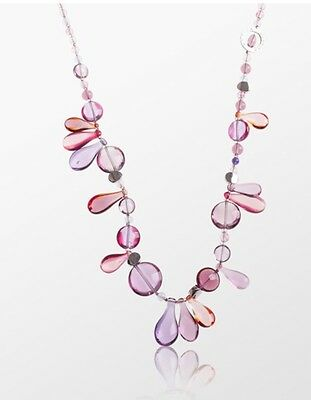 Antica Murrrina Lapilli 1--Handmade Long Murano Glass Necklace