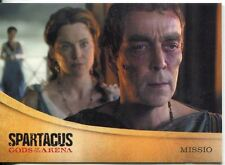 Spartacus 2012 Gods Of The Arena Base Card G4