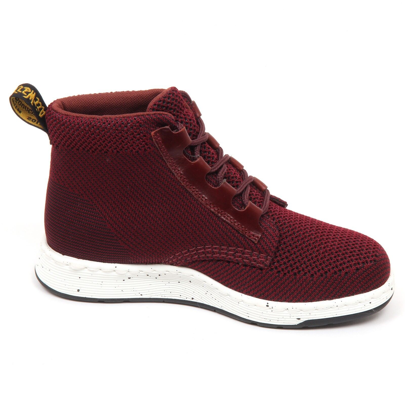 D6856 (without box) sneaker donna tissue DR. MARTENS red red red shoe woman c0bc90