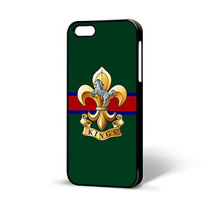Kings Regiment Phone Case IPhone 4/4S/5/5S/5C/6<wbr/>/7/8/x