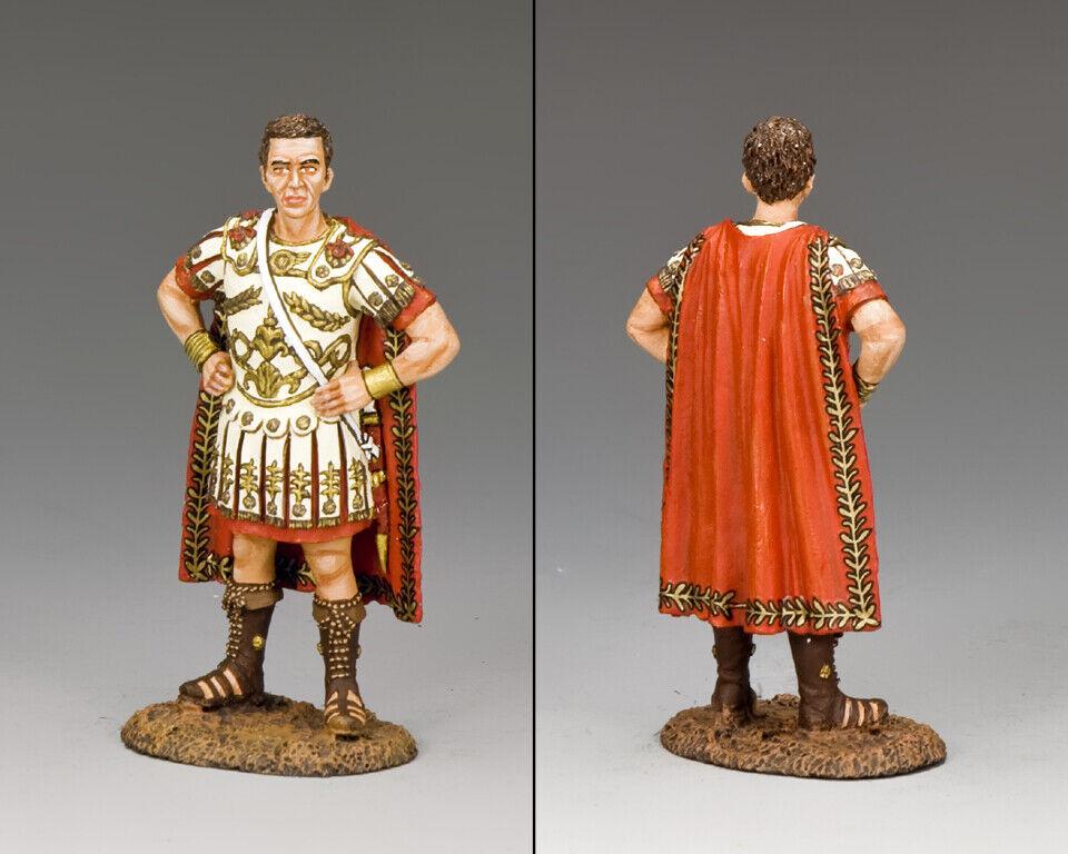 KING & COUNTRY ANCIENT EGYPT AE060 ROMAN GENERAL MARK ANTONY MIB