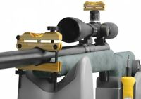Firearm Scope Leveler, Precision Tool Reticle Leveling System Tunable Clamp