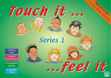 Touch it, Feel it (Little Baby Books),Beswick, Clare, Featherstone, Sally,Very G