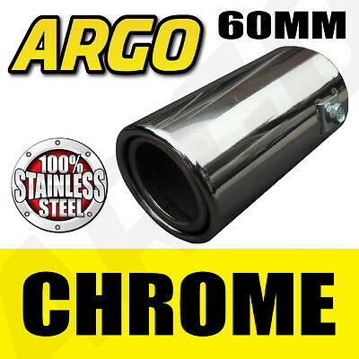 CHROME EXHAUST TAIL PIPE JEEP GRAND CHEROKEE 4X4