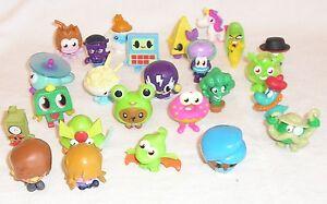 Ultra rare figurines Moshi Monsters-choisir de liste  </span>