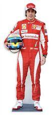 Fernando Alonso Motor Racing Cardboard Cutout Figure 177cm Tall-Drive him Home!