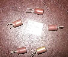 68 uF Electrolytic Capacitors 50v Lot of 5 USA Seller