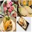 KR-24K-100-Gold-Leaf-Gilt-Powder-Edible-Flakes-Food-Decoration-Glass-Jar-300mg miniature 7
