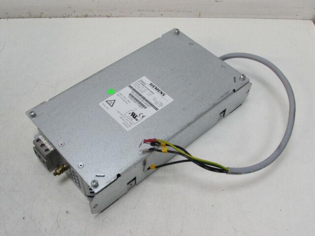 Siemens 6SL3203-0CD21-4AA0 AC Commutation Choke 400V 12,1A NEUWERTIG