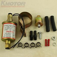 BRAND NEW UNIVERSAL E8016S ELECTRIC GAS DIESEL MARINE CARBURETED FUEL PUMP