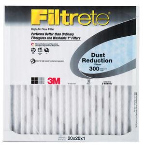 6 3m 322dc 6 20 Quot X 30 Quot X 1 Quot Gray Dust Reduction Filtrete