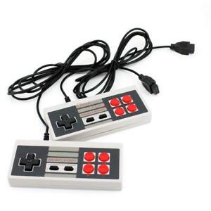 4-Buttons-Long-Cable-GamePad-Controller-Joystick-For-NES-Classic-Mini-9-Pins