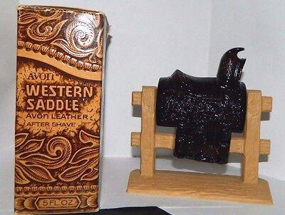 Avon/'s Western Saddle 1971