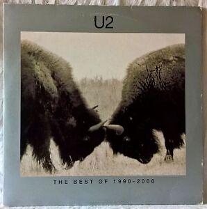 U2-THE-BEST-OF-1990-2000-2LP-RARE-1st-PRESSING