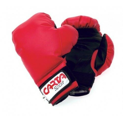 16.99 NEW carta Boxing Gloves PU good quality Sparring FREEPOST