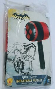 New-DC-Comics-Suicide-Squad-Harley-Quinn-Inflatable-Blow-Up-Mallet-Cosplay-Toy
