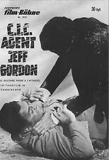 IFB 7570 | C.I.A.- AGENT JEFF GORDON | Roger Hanin, Jean Lefebvre | Topzustand