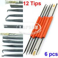 6pcs Professional Solder Assist Disassembly Tools Set Board Repair Tool BST10 UK